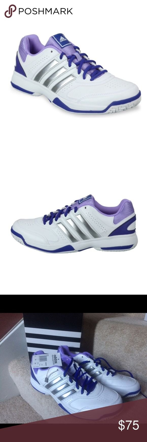 New Adidas response aspire str Women Tennis  Shoes Brand new in box Authentic!!! Women size us 8.5  Ship within one day ‼️price firm‼️ No offers‼️ Adidas Shoes Athletic Shoes
