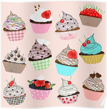 Bake sale cupcake stock photo Image of fundraiser, advert - 49715818