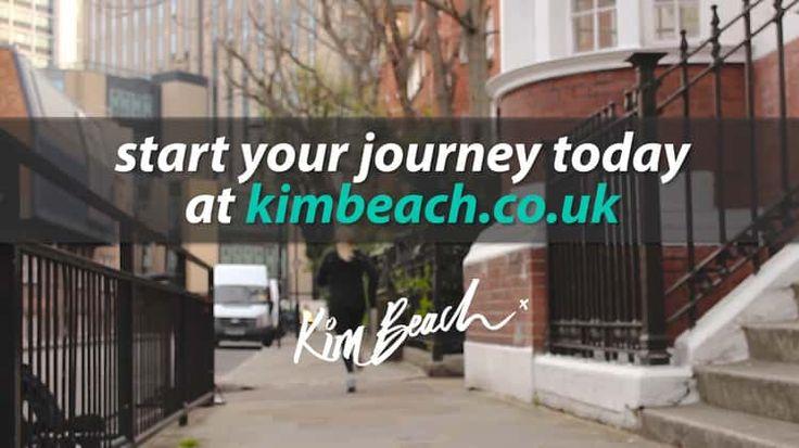 Kim Beach-start your london journey