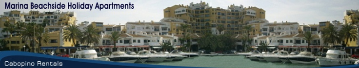Cabopino Rentals - Holiday Apartments on the Costa del Sol, Marbella, Spain