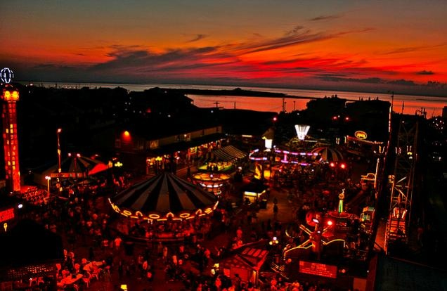 Fantasy Island- located in Beach Haven in Long Beach Island- NJ.  Great little family amusement park in the heart of LBI