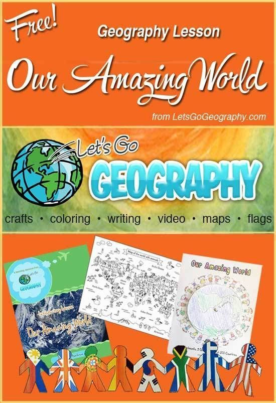 Geography Curriculum for Kids   History / Social Studies