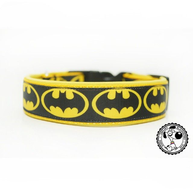 "Obojek ""Batman"" od Blackberry 