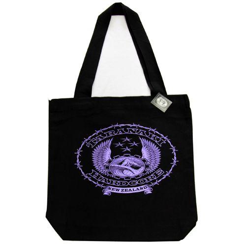 Taranaki Hardcore Purple Carry Bag http://thc.co.nz/catalogue/store.html#!/~/product/category=995961&id=26905263