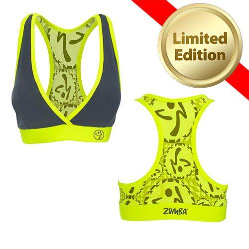 Vibe V-Bra Top (Wetsuit), $59.99 | FitnessFactoryZumba.com Zumba Fitness Shop | Buy Zumbawear Online | Shop Zumba Fitness Clothing, Zumba Wear and Zumba Fitness Apparel & DVDs