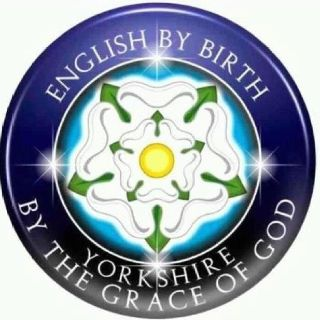 Proud to be from Yorkshire