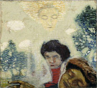 Josef Váchal: Somnambul (1910)