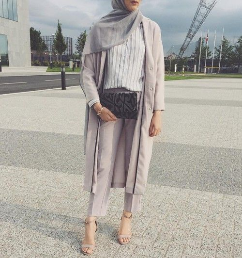 hijab and hijab fashion image