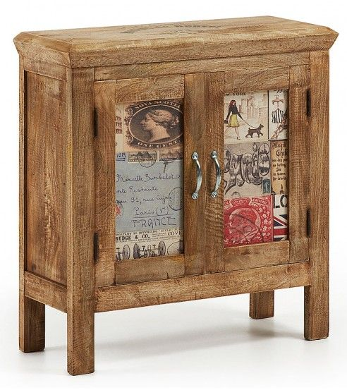 Mejores 274 im genes de muebles restaurados en pinterest - Muebles restaurados vintage ...