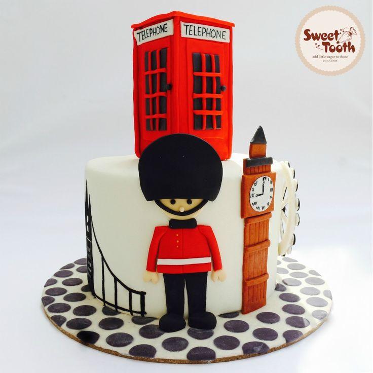 1000+ Ideas About London Cake On Pinterest