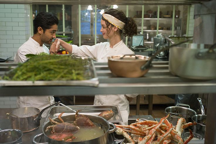 """""""Never be afraid of trying something new, Hassan. Very important. It is the spice of life."""" ― Richard C. Morais, The Hundred-Foot Journey"""