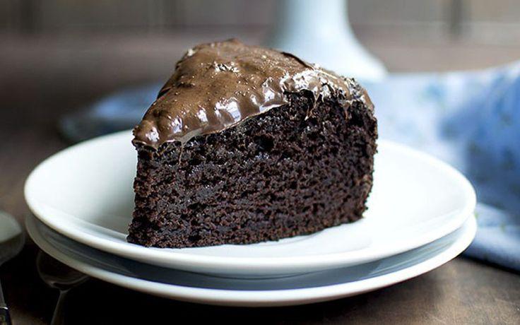 Sneak some veggies into your chocolate cake!