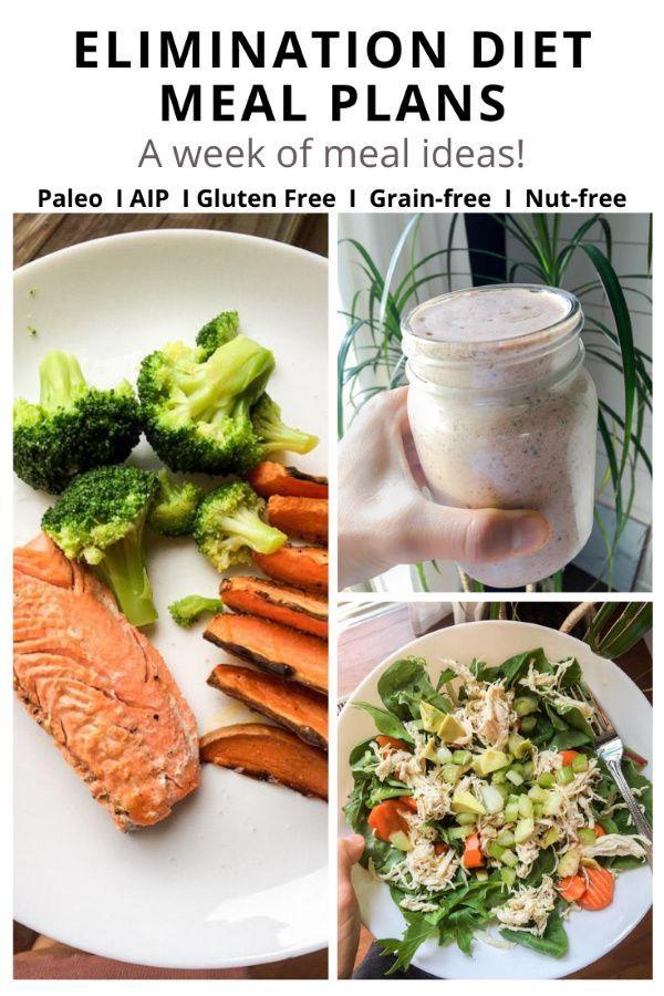 Elimination Diet Meal Plan Week 6 8 Emily Rix Healthy Snacks Recipes Elimination Diet Meal Plan Meal Planning