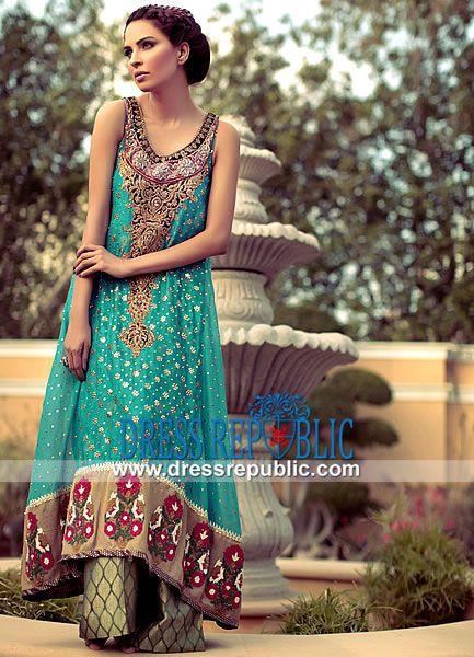 Pakistani Designers Shops Dubai Selling Tena Durrani Marquis Collection 2013   by www.dressrepublic.com