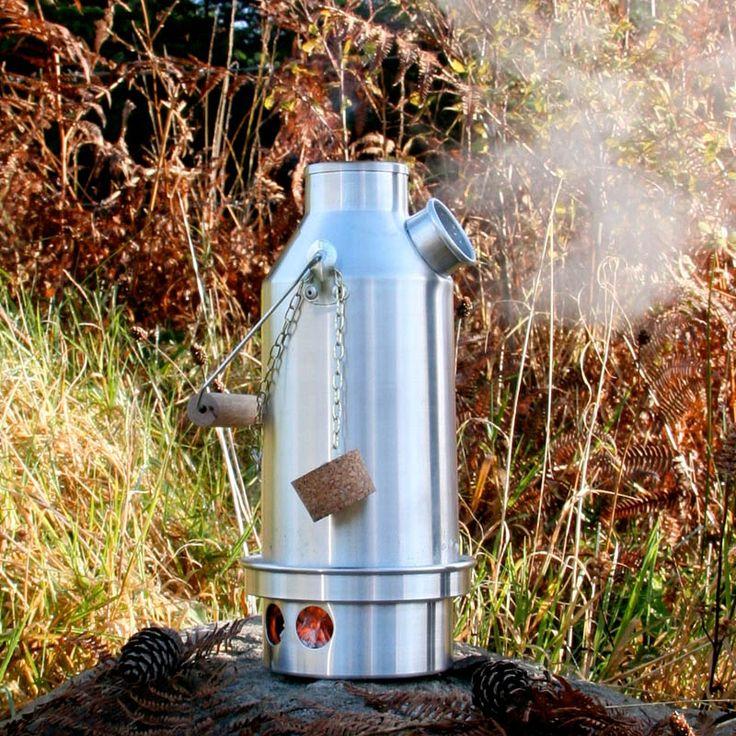 Outdoor Wasserkocher - Das perfekte Männergeschenk - #Geschenk für Männer - #DMAX-Shop