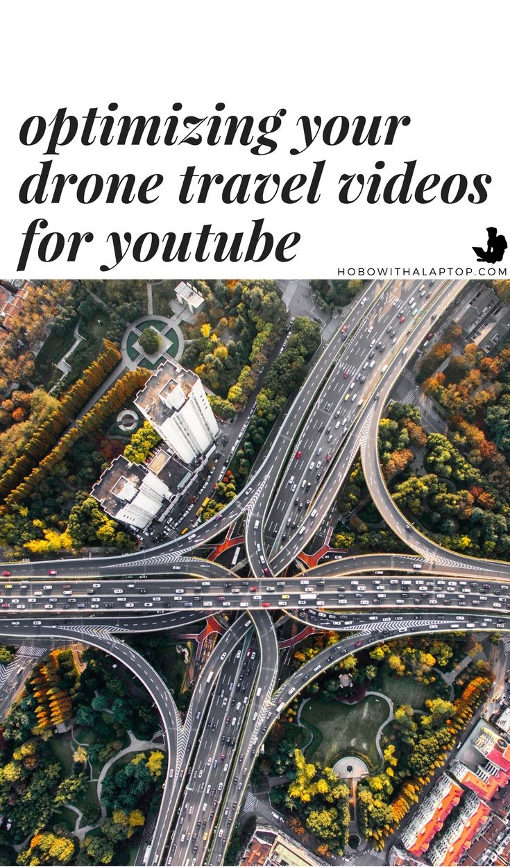 Quality video is the dividing line between beginner travel bloggers and the pros who get all the influencer marketing opportunities (read: free swag, free accommodation, etc). And this separation has been exemplified by the growing attention influential travel bloggers have been getting online for their drone videos. Read more at http://hobowithalaptop.com/youtube-seo