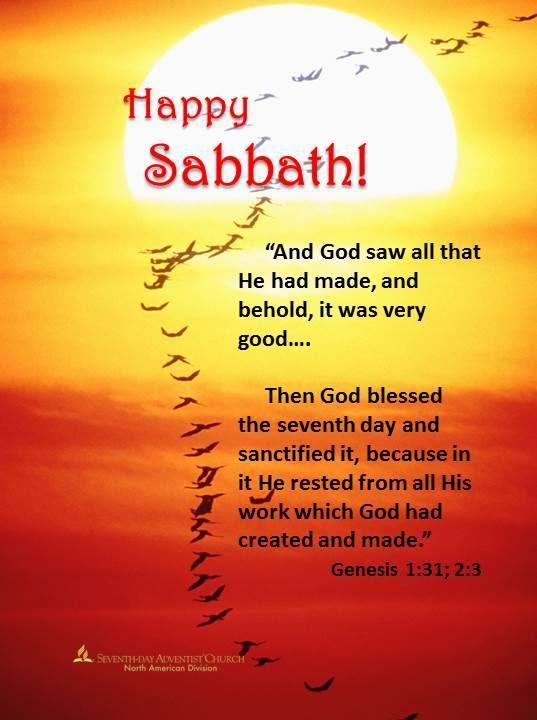 happy Saturday  sabbath