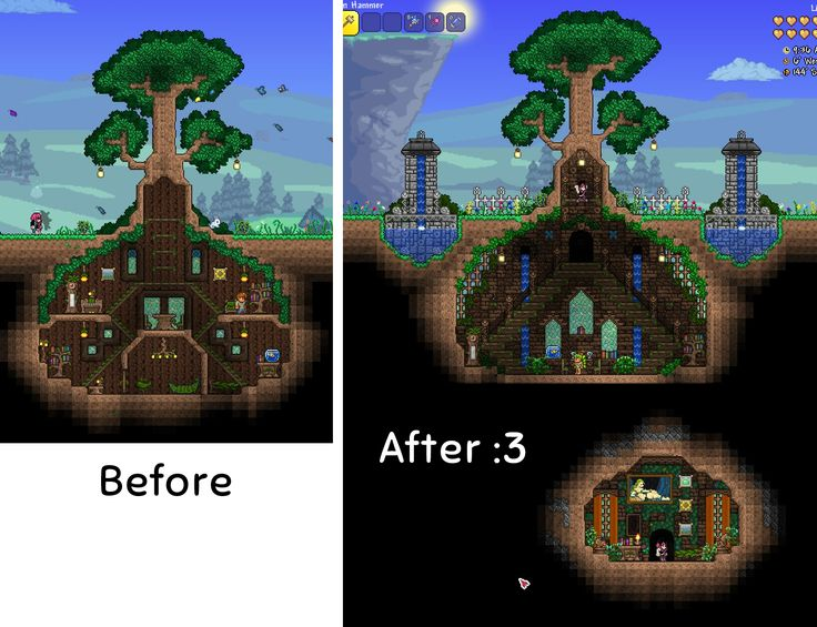 141 Best Images About Terraria And Starbound On Pinterest