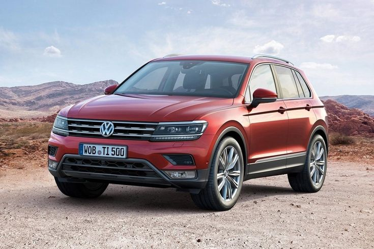 Everything you need to know about the new, second generation VW Tiguan 2016. Review, photos, measures, engines, prices, arrival dates, ...