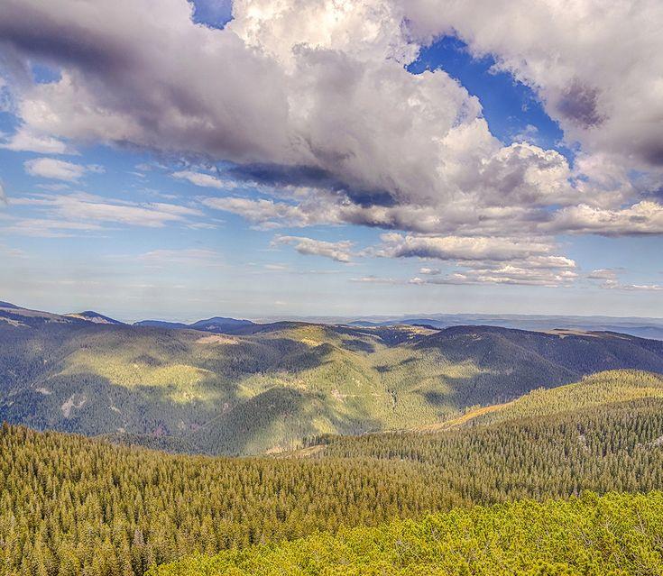 Vedere panoramica asupra Apusenilor | Bihor in imagini