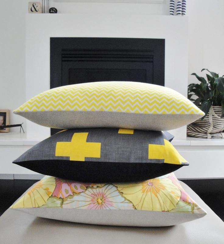 little bohemian cushions