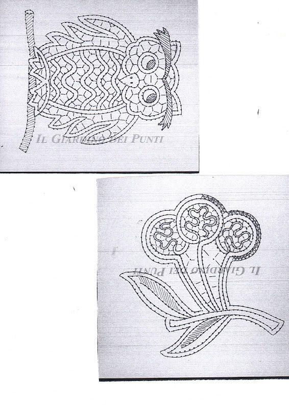 disegni tombolo - Fabiana Calafune - Álbumes web de Picasa