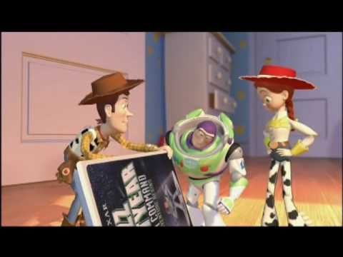 Buzz Lightyear of Star Command movie intro