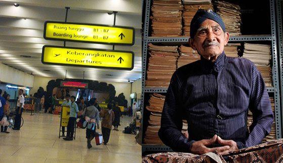 Inilah Beberapa Bandara Yang Menggunakan Bahasa Jawa Bahkan Hingga Dubai