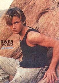 #RiverPhoenix