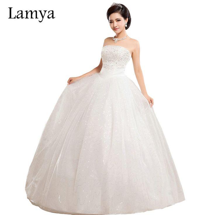 294 besten Wedding Dresses Bilder auf Pinterest | Hochzeitskleider ...
