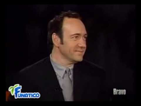 Kevin Spacey showed amazing talent for impersonations. He did Al Pacino, Marlon Brando, Christopher Walken, Clint Eastwood, Jack Lemmon and few others. If you want to see more funny videos, visit http://www.funatico.com