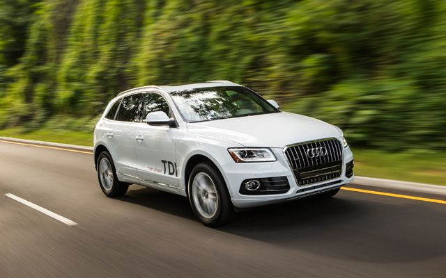 2014 Audi Q5 TDI: Diesel comes to this small SUV - Popular Mechanics