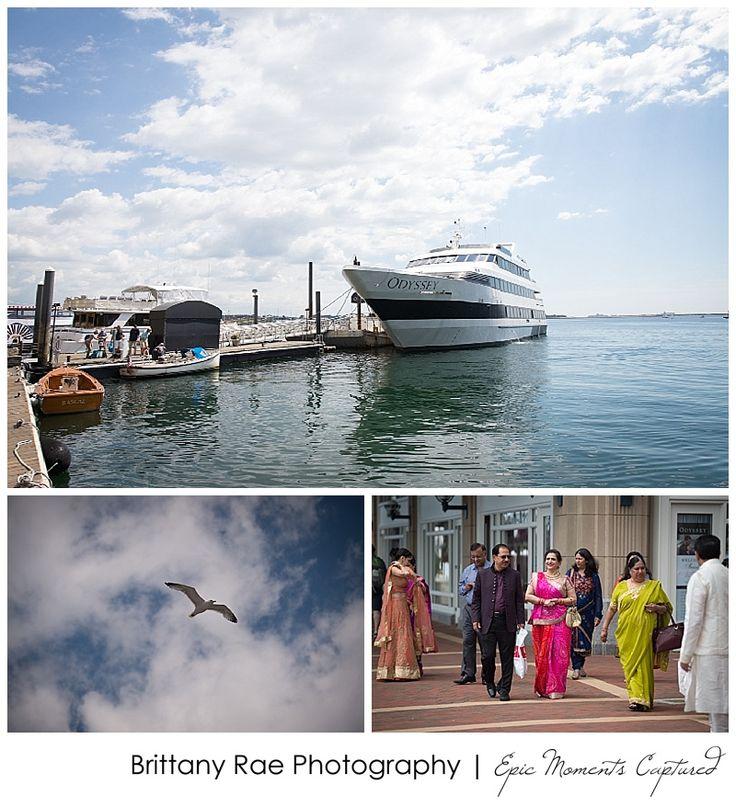 Hindu Wedding on Odyssey in Boston - Odyssey Boat Details