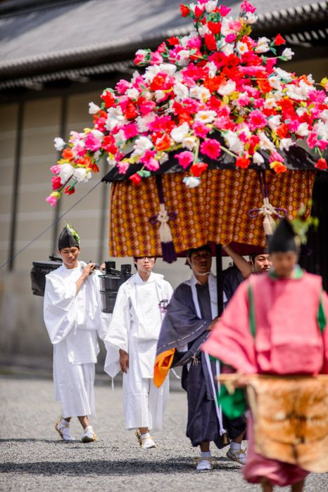 Kyoto's Aoi Matsuri Festival, Japan, by Jeffrey Friedl