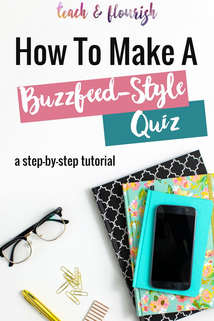 Make a Buzzfeed-Style Quiz to Grow Your Email List. Get started with these 7 steps!