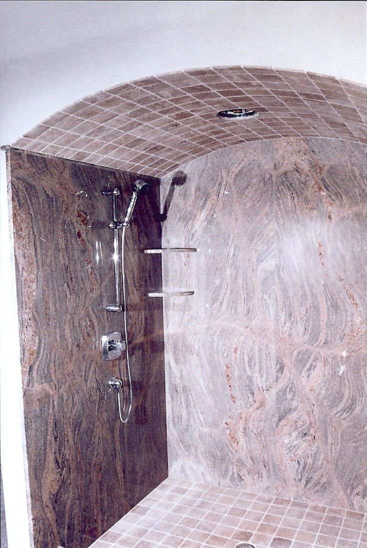 17 Best Images About Granite Shower Power On Pinterest The Canyons Bathroom And Shower Walls