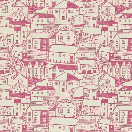 St. Ives wallpaper by Sanderson