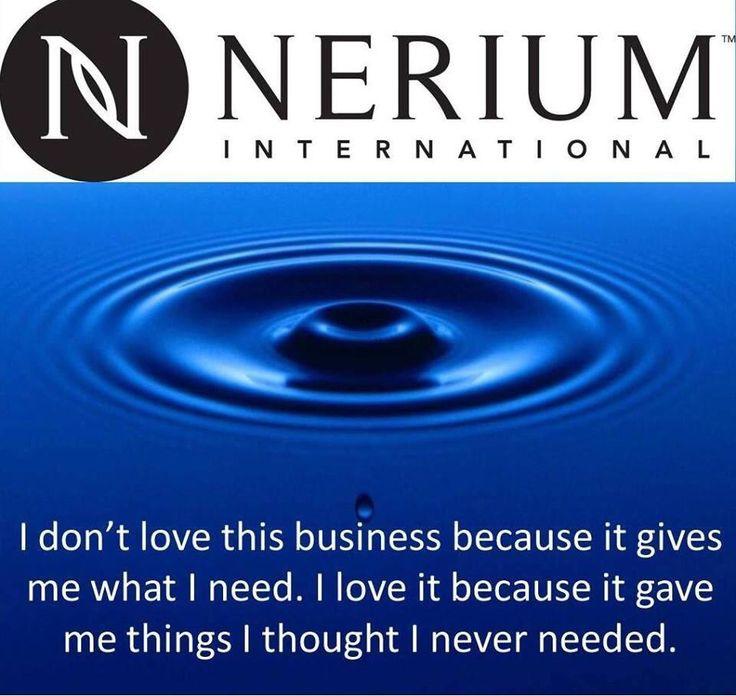 Love Nerium