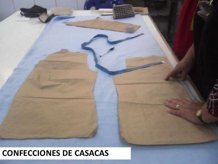 Confecciones de casacas by Kenny Becerra Lozano via slideshare