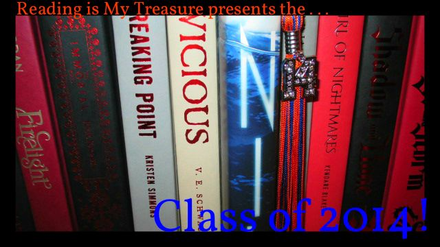 Reading is My Treasure : Class of 2014 Day 7 ~ Dahlia Adler (i.e. an interview with me!)