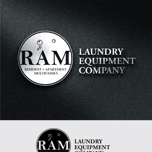 Create Our Company Logo For Our Laundry Equipment Company Logo Logo Branding Identity