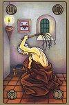 Cartas do Destino: Destino e Tarô: Symbolon - O Castigo