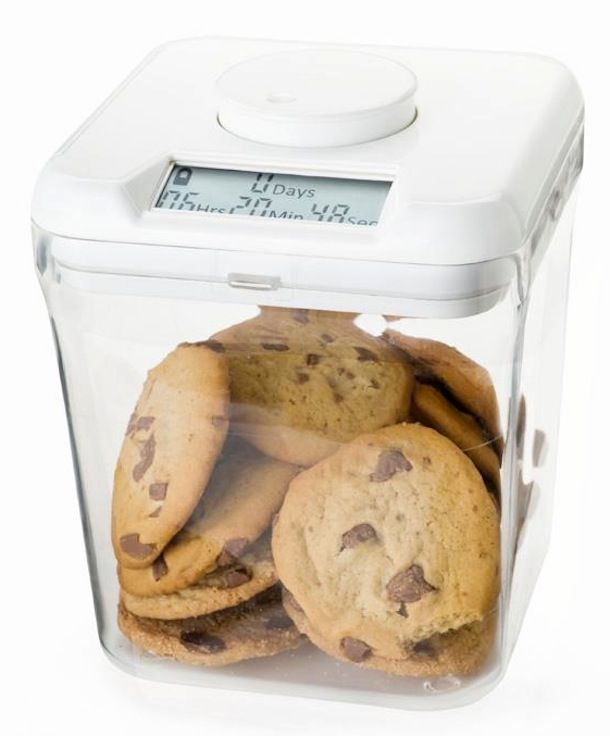 Kitchen Safe Designed For Timed Access To You Treats