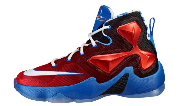 http://news.nike.com/news/childhood-toys-inspire-latest-kids-only-basketball-collection. LEBRON 13 Mini Hoop