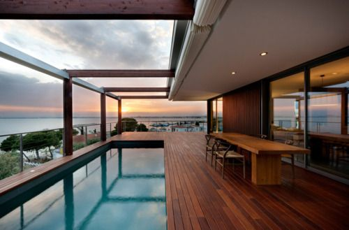 Great view from this terrace