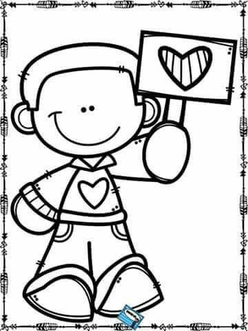 1091 best BLACK AND WHITE BORDERS FOR KIDS images on