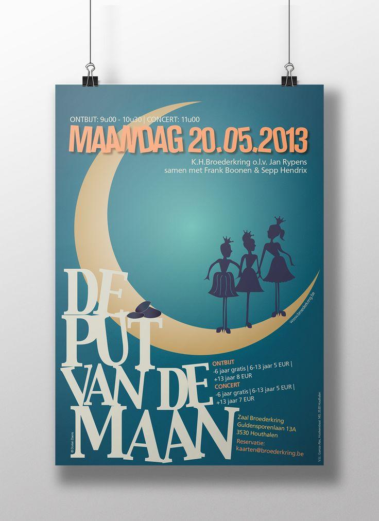 Poster Design  Copyright Dorien Daens 2013