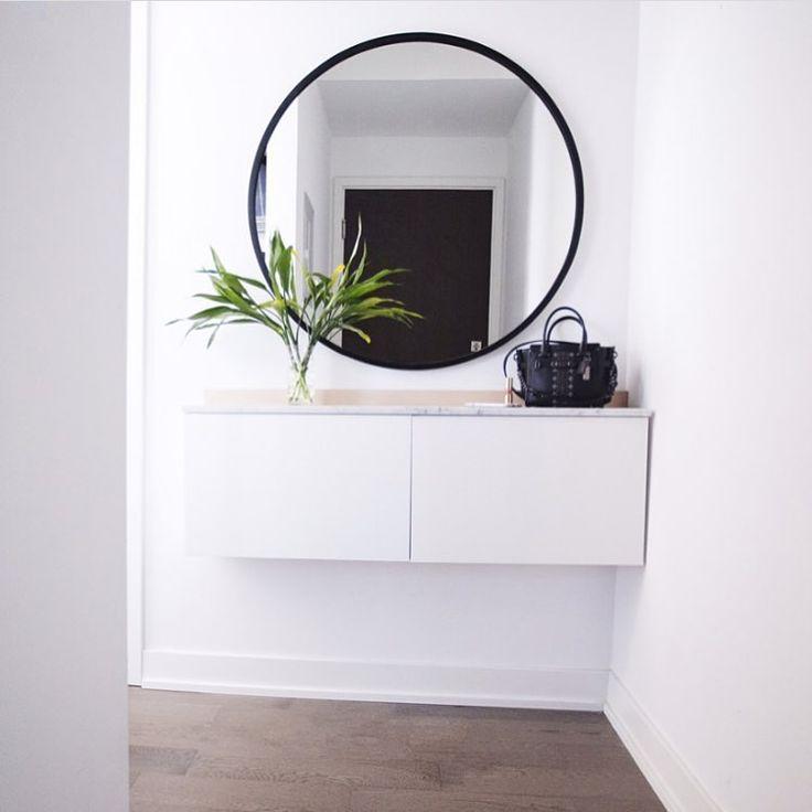 117 best espejo redondo images on pinterest amy dorm for Espejo grande redondo