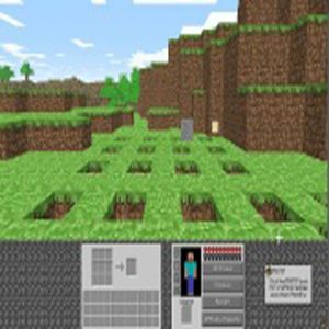 Whack a Minecraft inspired Craft. Crafting materials such as armor and weapons to be used against an abundance of enemies is the goal of the game. To make the tools, materials such as stone, brick, sand, etc. are collected by breaking bricks into pieces.