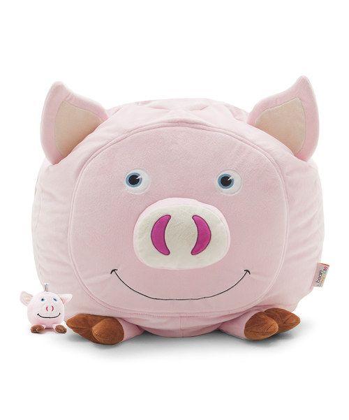 Penelope The Pig Beanbag Animal